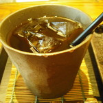 マメゾウアンドカフェ - アイスコーヒー
