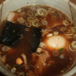 啜処 灰汁美 - スープ