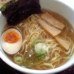 朱鶏麺 - 朱鶏麺.JPG