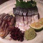 8680390 - サバ刺し(炙り&生)