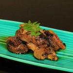 割烹つづみ - 肝焼き