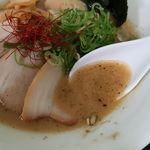 我流麺舞 飛燕 - 我流札幌スペシャル味噌