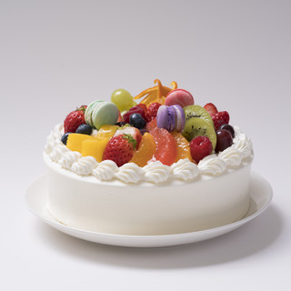 【テイクアウト】記念日等のホールケーキもプティマカロンも!