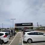 マクドナルド - 駐車場
