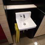 マクドナルド - 手洗い器