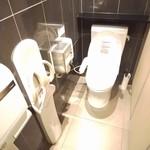 マクドナルド - トイレもきれいでした