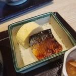 ふくいや - 焼き魚も美味しい