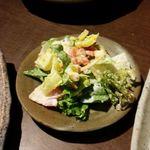 海蔵 - シーザーサラダ(取り分け)