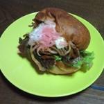 コシニール - 大阪一うまい焼きそばパン 280円