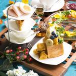 サロン・ド・プティマカロン - パティシエの作る朝食