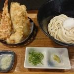 本町製麺所 天 地下鉄新大阪店 -