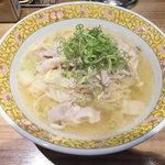 ラーメン めし 芦田屋 - チャンポン
