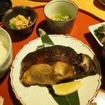 86813656 - 黒むつ柚香焼き