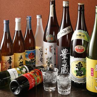 熊本の極上肉と合う自然派ワインと九州地酒はいかがですか!