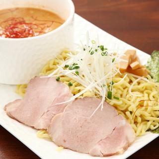 ≪旨辛味噌つけ麺・魚介柚子つけ麺・つけカレー麺・担担つけ麺≫