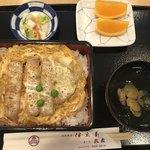 割烹食堂 伊豆菊 - カツ丼