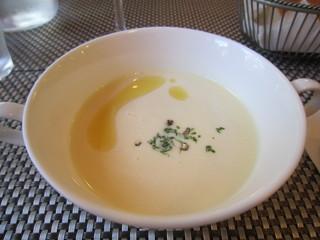 テート・ア・テート - スウィートポテトのスープ