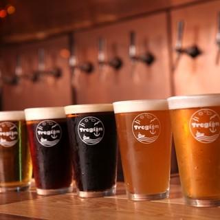 東北のクラフト生ビールを各県1つずつ用意!!