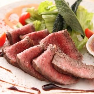 東北6県の美味を味わう!季節の食材を使った贅沢な料理が充実!
