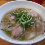 麺哲支店 麺野郎 - 【醤油】¥800