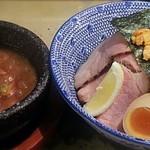 86822538 - 【すっごい石焼うにつけ麺】¥1080