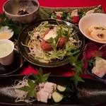 旬の味 絹や - 水無月宴会コース