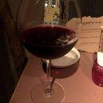 なっぱ ごちそう - 赤ワイン
