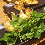 ChaoVia - パクチー餃子