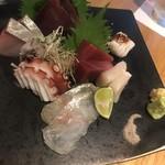 魚まみれ眞吉 -