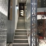 広島の黒毛和牛焼肉専門店 肉亭いちゆく - 入口