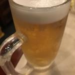 随園別館 新宿店 - ♪生ビールが〜あるじゃないか〜