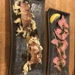 中野 肉寿司 -