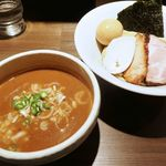 86826456 - 「特製サバカレーつけ麺」(1000円)です