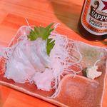 かね吉 - 料理写真:平目のお刺身