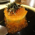 旬鮮炭火焼 獺祭 - スモークサーモンポテトサラダ