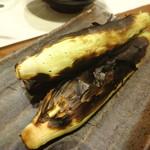 旬鮮炭火焼 獺祭 - 炭火焼きヤングコーン