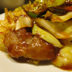嘉楽料理館 - 回鍋肉