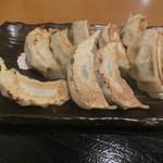 日本橋焼餃子 - 餃子10個
