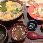 86829128 - 親子丼定食(1,300円+税)