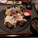 86829149 - チキン南蛮定食(1,400円+税)