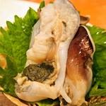錦 - とり貝(肝付)