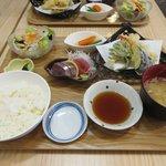 NOBU - 料理写真:おすすめランチA2018.05.31