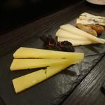 湘南ファーム - チーズ3種