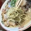 石田一龍 - 料理写真:細麺!
