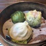 中華料理 頤和園 天神店 - 点心3点