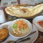インド&アジアンレストラン アラティ - カレーモーニング460円