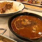 野菜を食べるBBQカレーcamp - BBQチキンカレー¥890 ・粗挽きスパイシーカレー+¥50 ・ご飯小盛(120g)
