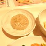 トラットリア アリストン テラッツア - 椎茸小籠包