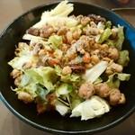 インド定食ターリー屋 - 単品インド豆のスパイシーサラダ290円