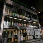 蔵元直営ならでは!香りも味わいもさまざまな日本酒が揃います